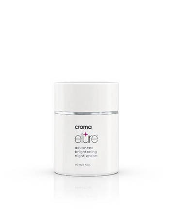 elure - Advanced Brightening Night Cream. Rozjaśniający Krem Na Noc